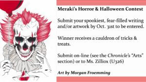 Meraki's Horror & Halloween Contest