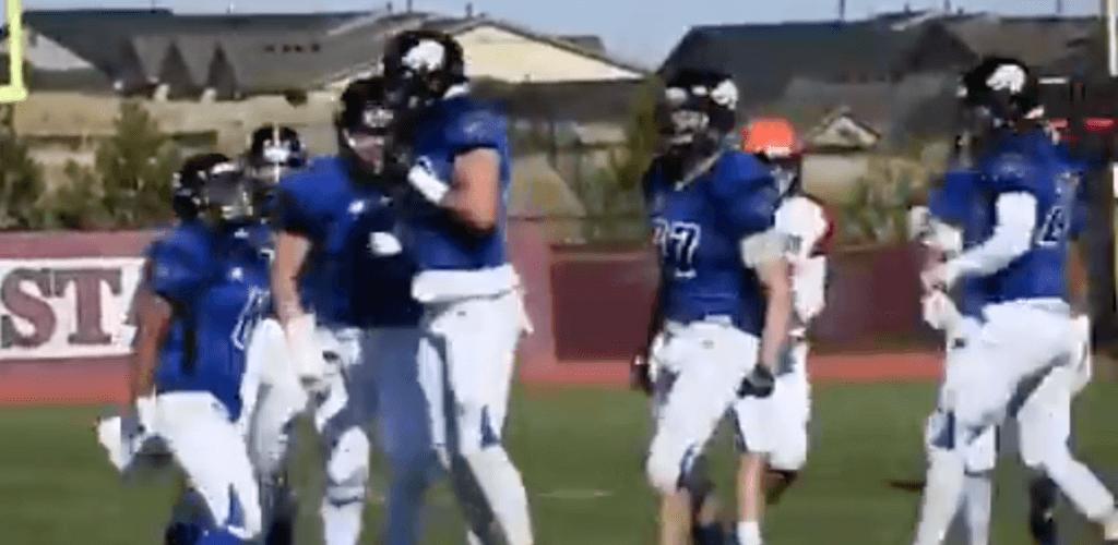 Varisty+Football+vs+Lakewood+11%2F12+-+Video