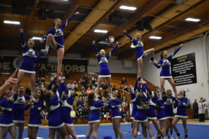 Grandview Cheer:League Champions