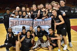 5A Basketball Champions