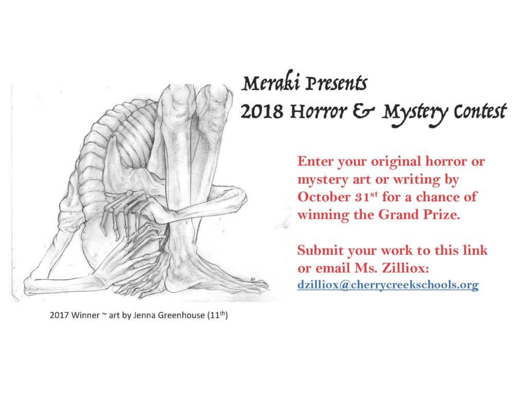 Meraki%27s+2018+Halloween+Horror+%26+Mystery+Contest