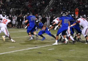 Grandview Loses by One Point in Homecoming Rivalry Game Against Eaglecrest