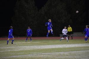 Boys Soccer Defeats Cherokee Trail in Penalty Shootout