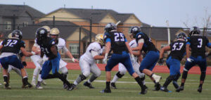 Grandview football beats Legacy to face Eaglecrest