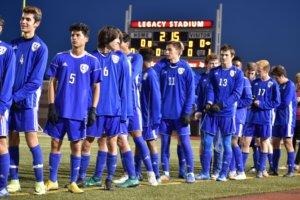 Grandview Boys Soccer headed to Quarterfinals