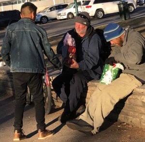 Hero for the Homeless
