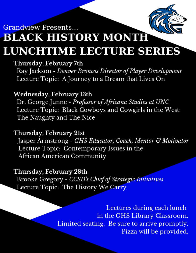 Grandview+Presents%3A+Black+History+Month+Lunchtime+Lecture+Series