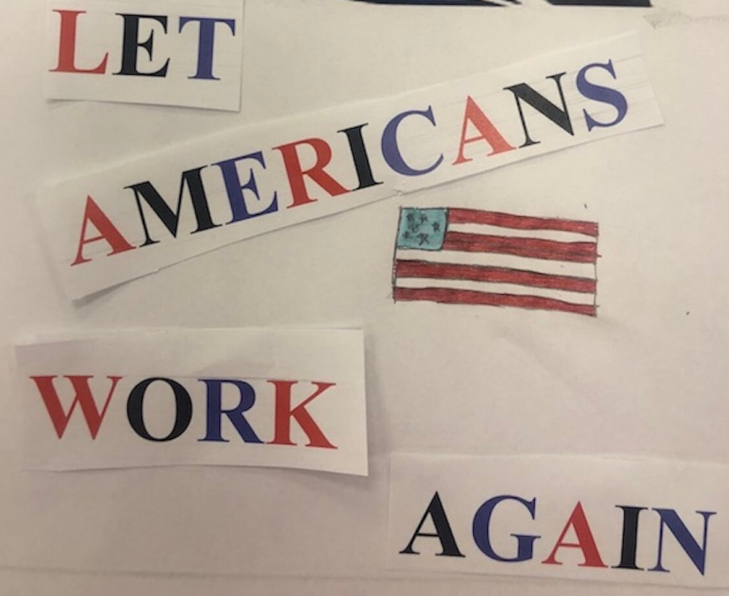 Let+Americans+Work+Again