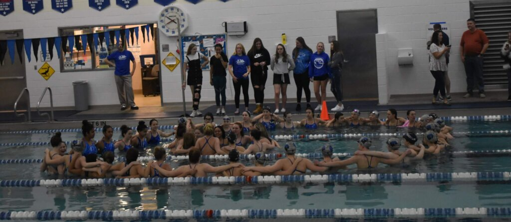 Goodbye Senior Swimmers