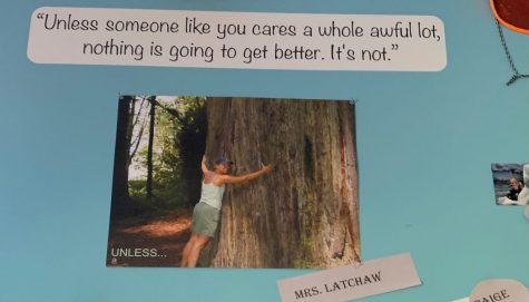 Meredith Latchaw: Unless