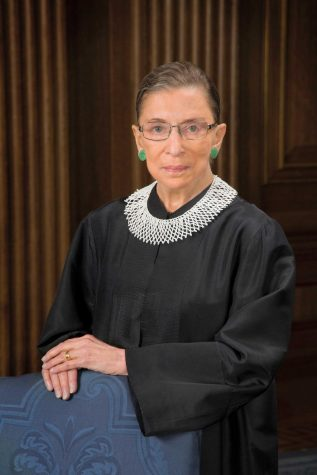 The Life of Ruth Bader Ginsburg