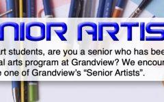 Senior Artist Deadline 2/19/21