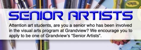Senior Artist Deadline 2/19/21