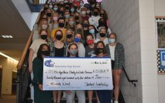 Bridge House Receives $20,000 Donation from Grandview (Photo Gallery)