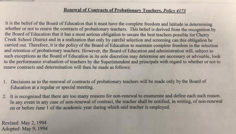 Probation: Teachers Most Stressful Time Period