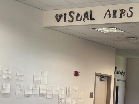 The Art Department Looks Past Online Learning
